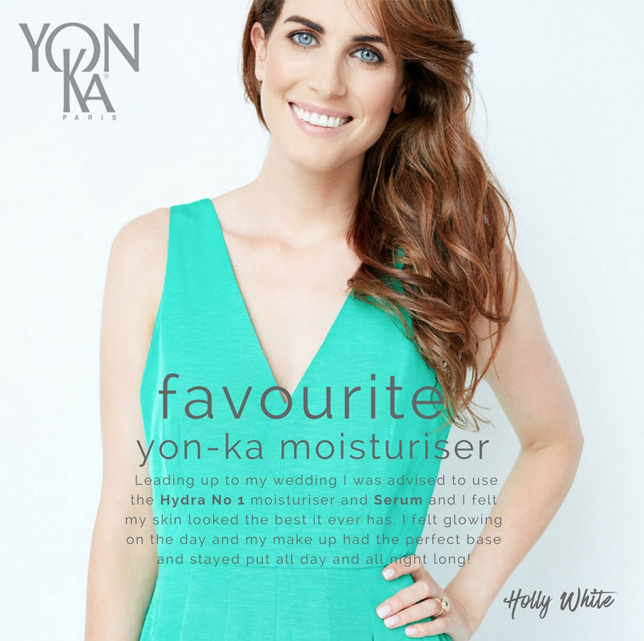 Holly White - Favourite Yon-Ka Moisturiser