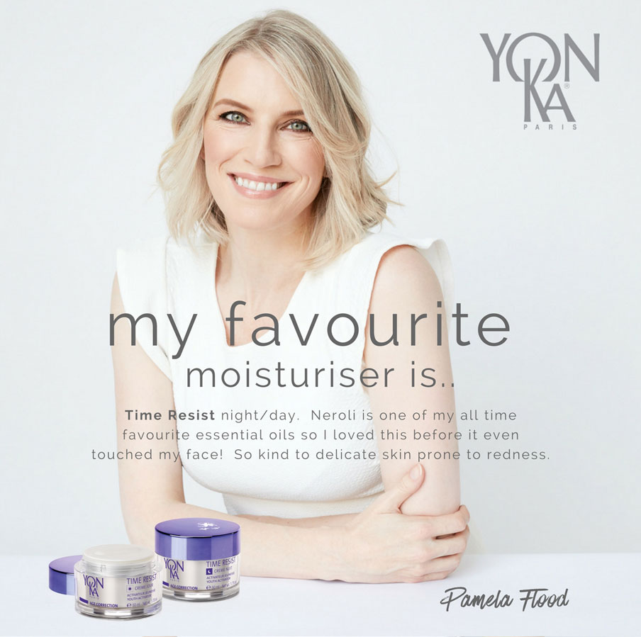 Pamela Flood - My Favourite Moisturiser