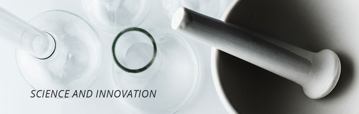 Science & Innovation Banner